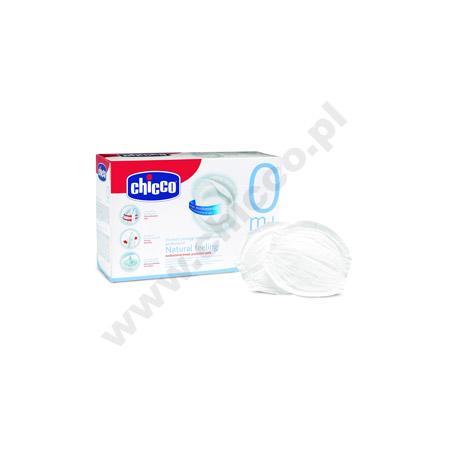 Antybakteryjne wkładki laktacyjne marki Chicco - zdjęcie nr 1 - Bangla