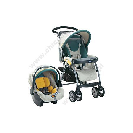 Wózek Chicco Ct 0.2 Duo marki Chicco - zdjęcie nr 1 - Bangla