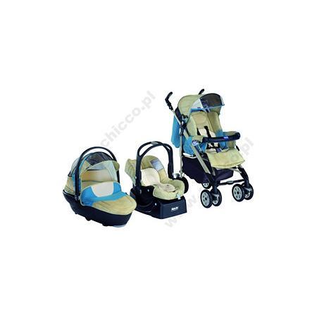 Wózek Trójfunkcyjny Chicco Ct 0.1 Trio Auto-Fix Complete marki Chicco - zdjęcie nr 1 - Bangla