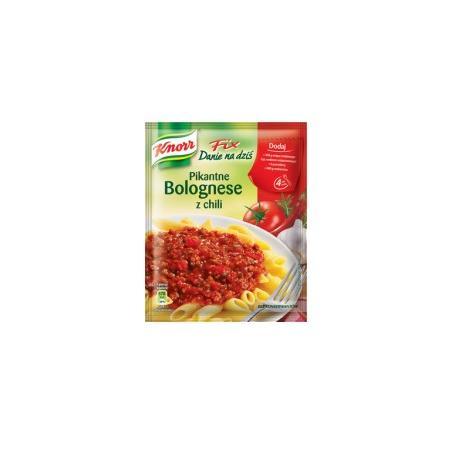Fix, Pikantne Bolognese z Chili marki Knorr - zdjęcie nr 1 - Bangla