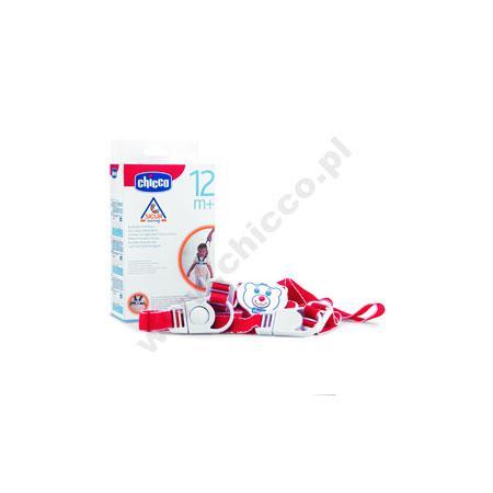 Szelki zabezpieczające miś marki Chicco - zdjęcie nr 1 - Bangla