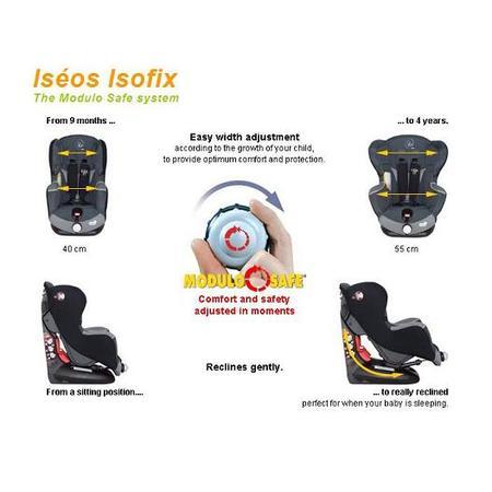 Fotelik samochodowy Iseos Isofix marki Bebe Confort - zdjęcie nr 1 - Bangla