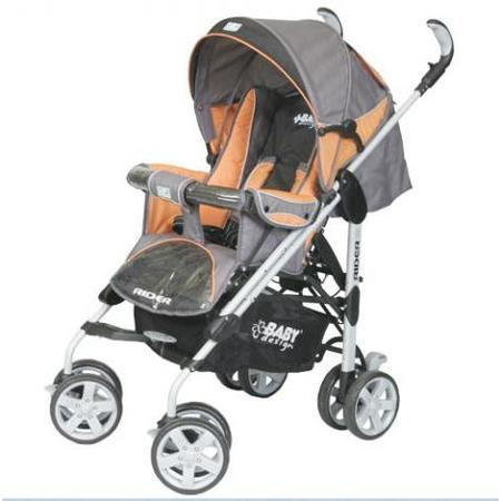 Wózek spacerówka Rider marki Baby Design - zdjęcie nr 1 - Bangla