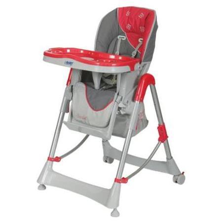 Krzesełko do karmienia Bambi marki Baby Design - zdjęcie nr 1 - Bangla