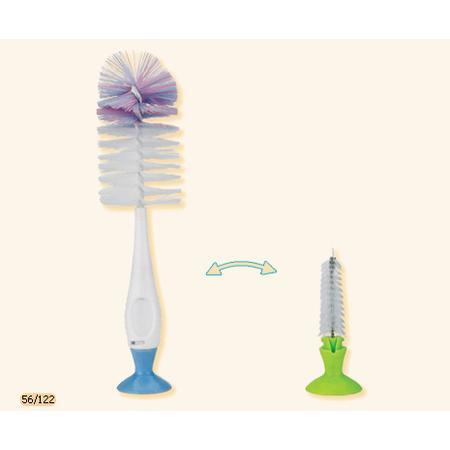 Szczotka do mycia butelek i smoczków Balonik marki Canpol babies - zdjęcie nr 1 - Bangla