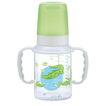 Butelka z uchwytami, różne dekoracje marki Canpol babies - zdjęcie nr 1 - Bangla