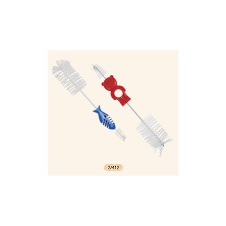 Szczotki do mycia smoczków i butelek marki Canpol babies - zdjęcie nr 1 - Bangla