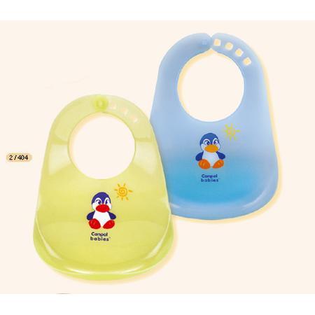Śliniak plastikowy 2/404 marki Canpol babies - zdjęcie nr 1 - Bangla