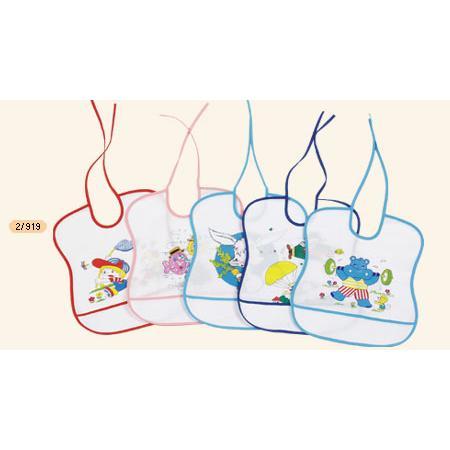 Śliniak plastikowy miękki, 2/919 marki Canpol babies - zdjęcie nr 1 - Bangla