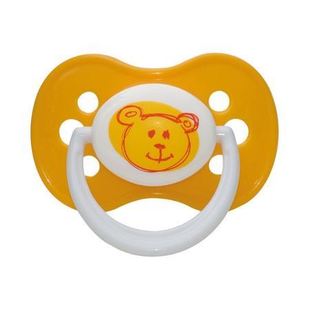 Smoczek silikonowy okrągły Animals, 22/509, 22/510, 22/515 marki Canpol babies - zdjęcie nr 1 - Bangla