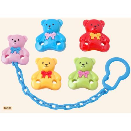 Łańcuszek do smoczka - różne rodzaje. marki Canpol babies - zdjęcie nr 1 - Bangla