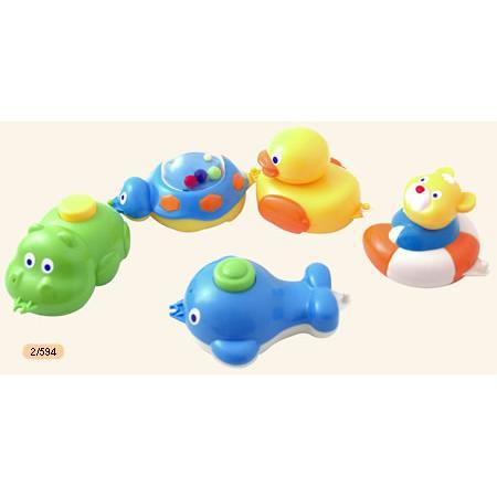 Zabawki do kąpieli CIUCHCIA 2/594 marki Canpol babies - zdjęcie nr 1 - Bangla