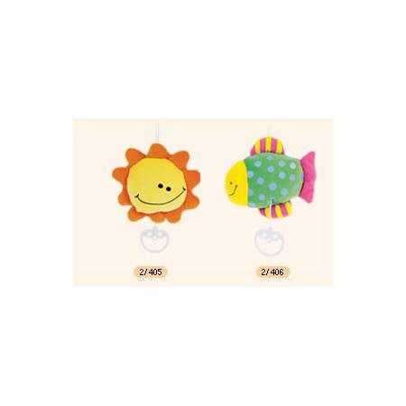 Zabawka pluszowa z pozytywką, różne wzory marki Canpol babies - zdjęcie nr 1 - Bangla