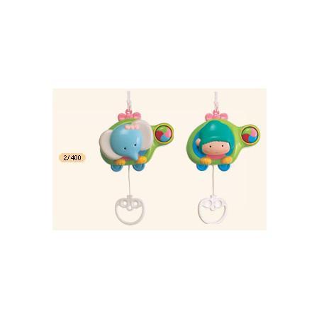 Zabawka z pozytywką HELIKOPTER marki Canpol babies - zdjęcie nr 1 - Bangla