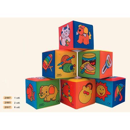 Kostki edukacyjne marki Canpol babies - zdjęcie nr 1 - Bangla
