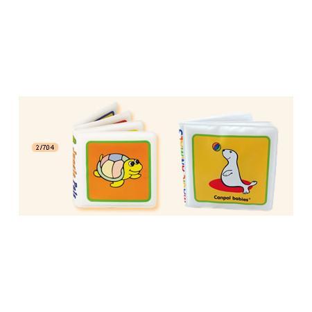 Książeczka zmieniająca kolor marki Canpol babies - zdjęcie nr 1 - Bangla