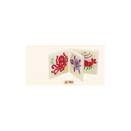 Książeczka z grzechotką. Różne wzory marki Canpol babies - zdjęcie nr 1 - Bangla