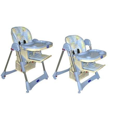 Krzesełko do karmienia Alice Comfort 1, Alice Comfort 2 marki Arti - zdjęcie nr 1 - Bangla