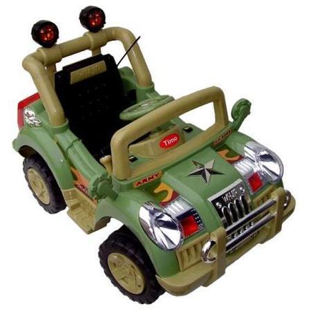 Jeep TIMO EC-76 marki Arti - zdjęcie nr 1 - Bangla