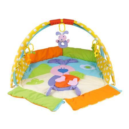 Mata/kojec do zabawy Króliczek 2/318 marki Canpol babies - zdjęcie nr 1 - Bangla