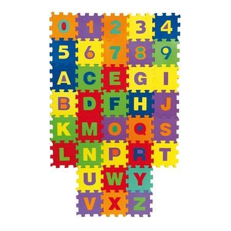 Puzzle piankowe - różne wzory marki Baby Ono - zdjęcie nr 1 - Bangla