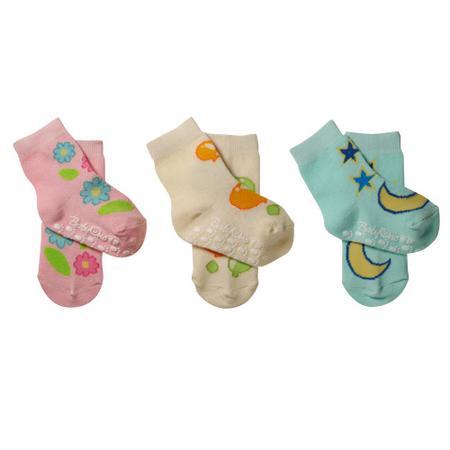 Skarpetki bawełniane z ABS, 415, 416, 417 marki Baby Ono - zdjęcie nr 1 - Bangla
