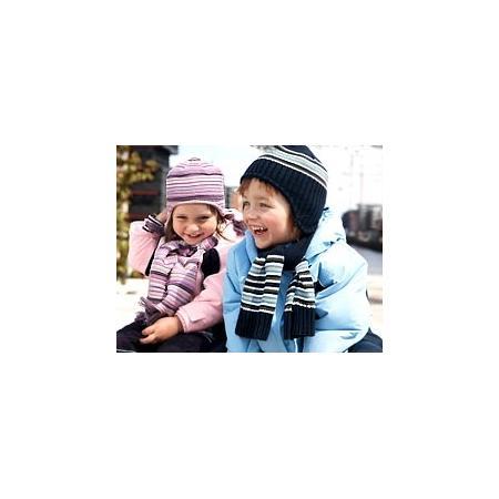 Komplet: czapka i szalik marki Tchibo - zdjęcie nr 1 - Bangla