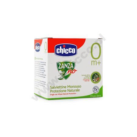 Nawilżone chusteczki przeciw ukąszeniom marki Chicco - zdjęcie nr 1 - Bangla