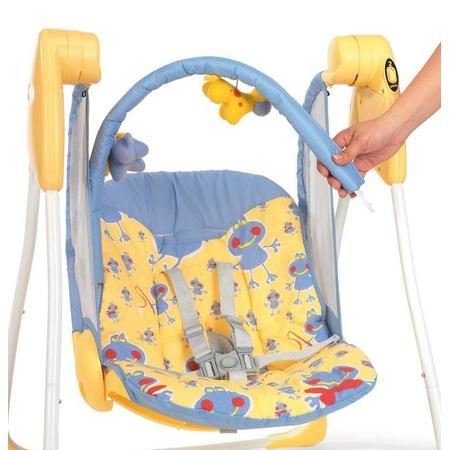 Leżaczek Baby delight Swing marki Graco - zdjęcie nr 1 - Bangla