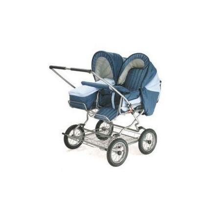 Wózek dla bliźniąt Twin Duet marki Implast - zdjęcie nr 1 - Bangla