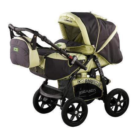 Wózek Breaker marki BabyActive - zdjęcie nr 1 - Bangla