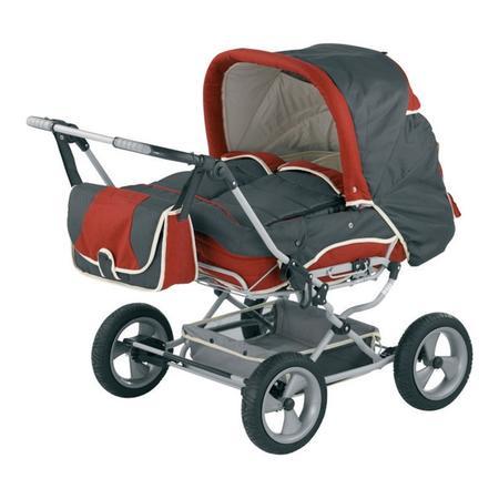 Wózek Roller Twin marki BabyActive - zdjęcie nr 1 - Bangla