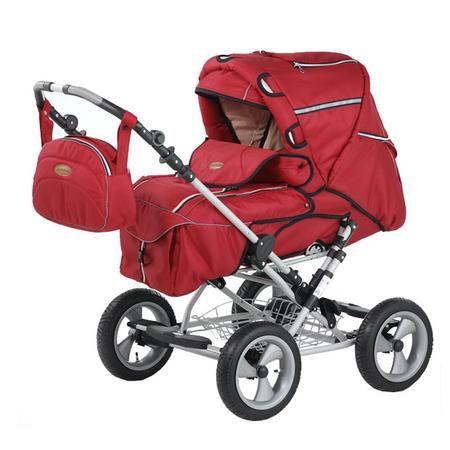 Wózek Kiddy marki BabyActive - zdjęcie nr 1 - Bangla
