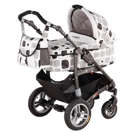Wózek Jet i Jet Picasso marki BabyActive - zdjęcie nr 1 - Bangla