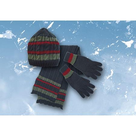 Komplet: czapka, rękawiczki, szalik oraz same rękawiczki Tokio Drift marki Mariquita - zdjęcie nr 1 - Bangla