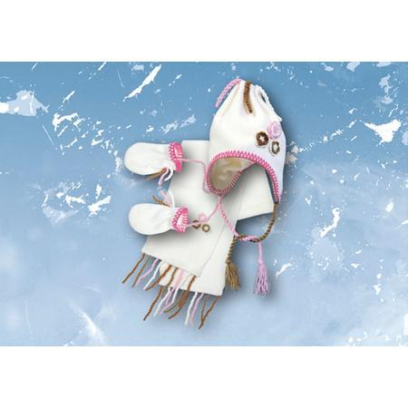 Czapka, rękawiczki, szalik. Polyester. Różne kolekcje i wzory. marki Mariquita - zdjęcie nr 1 - Bangla