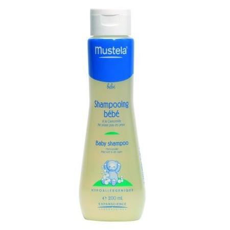 Bebe, Delikatny szampon z rumiankiem marki Mustela - zdjęcie nr 1 - Bangla