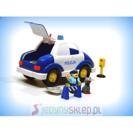 Auta Na Ratunek, Policja 1170 marki Smily Play - zdjęcie nr 1 - Bangla