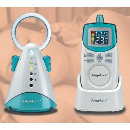 Monitor Ruchu (Oddechu) z Nianią Elektroniczną AC401 marki Angelcare - zdjęcie nr 1 - Bangla