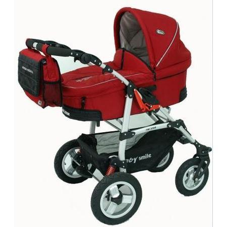 Wózek Twister marki Baby Smile - zdjęcie nr 1 - Bangla