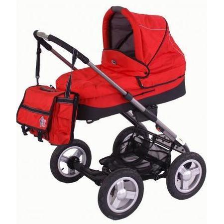 Wózek Nowy FX marki Baby Smile - zdjęcie nr 1 - Bangla