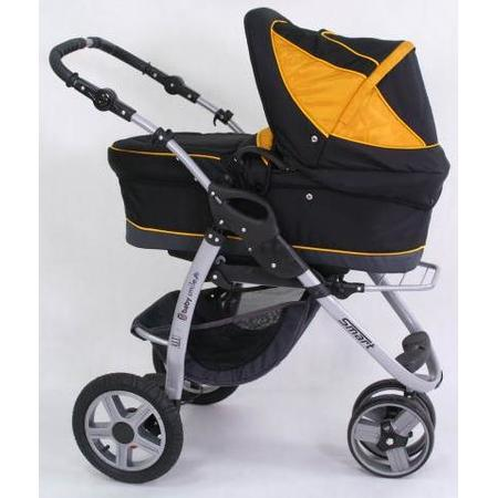 Wózek Smart 3 - kołowy i Smart 4 - kołowy marki Baby Smile - zdjęcie nr 1 - Bangla