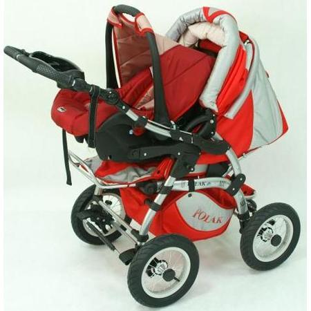 Wózek Sprint marki Polak - zdjęcie nr 1 - Bangla