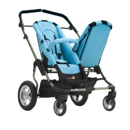 Wózek City Twin marki FirstWheels - zdjęcie nr 1 - Bangla