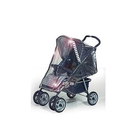 Folia przeciwdeszczowa do wózka Shopper marki Hauck - zdjęcie nr 1 - Bangla