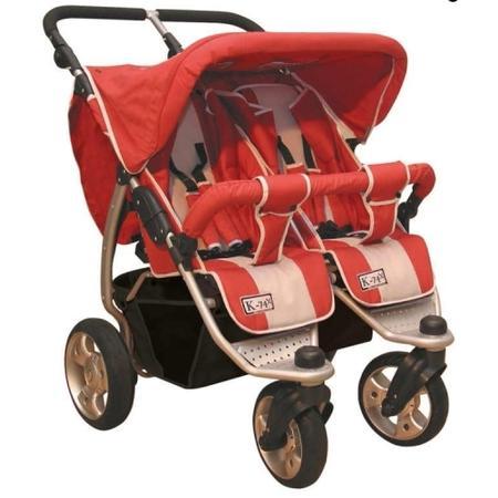 Wózek Twin K2 marki Kees - zdjęcie nr 1 - Bangla