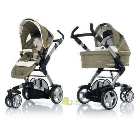 Wózek 3-Tec marki Abc Design - zdjęcie nr 1 - Bangla