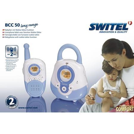 Elektroniczna niania BCC 50 marki Switel - zdjęcie nr 1 - Bangla