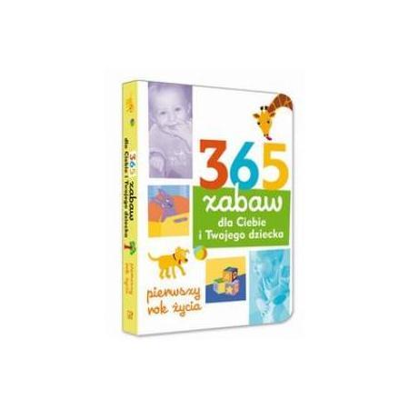 365 zabaw dla ciebie i twojego dziecka 1 rok marki Multico - zdjęcie nr 1 - Bangla