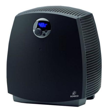Oczyszczacz, nawilżacz i jonizator powietrza z Higrometrem (LCD) 2055D marki Boneco - zdjęcie nr 1 - Bangla